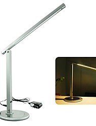 H+LUX™ LED 12W 90x3014SMD 1000lm CRI>80 3000K Warm White Aluminium Alloy Desk Lamp (AC220-240V ~ DC20V)