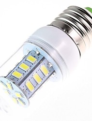 Warm White LED Bulb E27 4W 24SMD5730 2500-3500K 220V