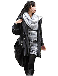Korean Style Fashion Warm Coat