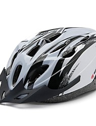 EPS ajustable Brim extraíble Ciclismo Cascos (18 Vents)