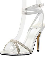 stiletto calcanhar estilingue das mulheres de volta sandálias sapatos (mais cores)