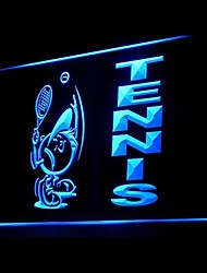 Tennis Outdoor Advertising LED Light Sign