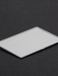 FOTGA pro Protector de pantalla de cristal óptica 700d canon