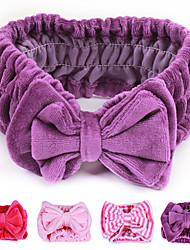 1 Pcs ExTra Large Bowknot Headband Hair Ring Degree Of Tightness Wash The Face Hair Band