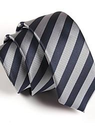 SKTEJOAN® Men's Business Suits Striped Narrow Tie (Width: 5CM)