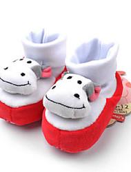 Wolle Kinder flacher Absatz Komfort Loafer-Schuhe