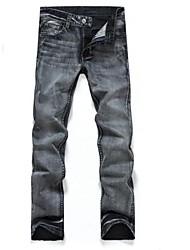 Uomo di autunno e inverno jeans alla moda