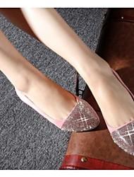 talón zapatos planos de punta estrecha que acuden las mujeres (más colores)