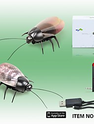 305 APP iPhone Remote Control Mini Crawling Beetles With Light And Music