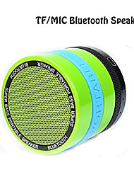 S10 funzione MP3 Mini Speaker Bluetooth con TF porta per il telefono / computer portatile Tablet PC / (colori assortiti)