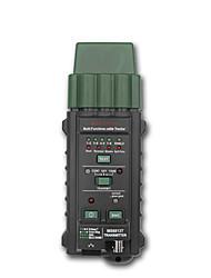 ms6813 rj11 rj45 red coaxial detector de línea telefónica probador del cable del perseguidor T568A