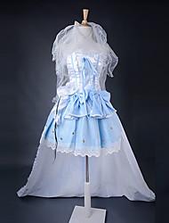 Macross Series Sheryl Nome Cosplay Costume