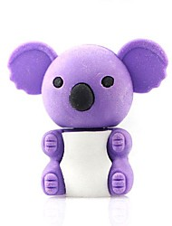 милый съемный коала форме ластик (случайный цвет х 2 шт)