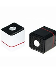 Q1 MP3 Function Mini Bluetooth Speaker MicroSD TF Portable Handfree for iPhone Samsung and Other Cellphone