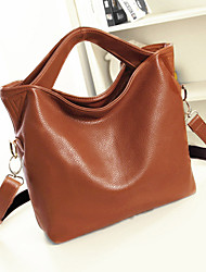 Women's Special Twin Top Handles Brief Handbag