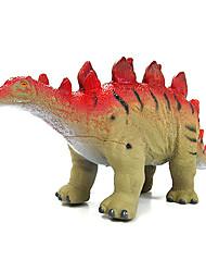 Stegosaurusdinosaurier Modell Gummi Action-Figuren Spielzeug
