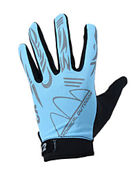 KORAMAN® Sports Gloves Women's / Men's Cycling Gloves Summer / Autumn/Fall / Winter Bike Gloves Anti-skidding / BreathableFull-finger