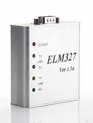 Мини авто сканер диагностический инструмент, V1.5a ELM327 OBD2 / OBDII CAN-BUS USB