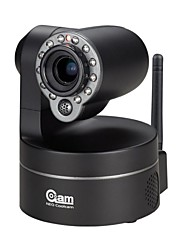 HD 720P Wireless (WIFI) IP Camera Onvif  PTZ Cloud server SD card Nightvision Alarm indoor 3X Zoom NEO Coolcam