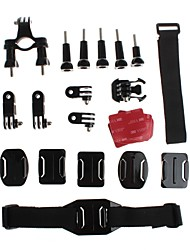 YuanBoTong  Multiple Combinations of Small Parts for GoPro Hero3+/3/2/1