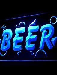 BIRRA Bar Pubblicità Light LED Sign