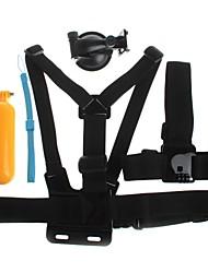 yuanbotong super-accessoires de l'appareil photo de valeur kits pour Hero GoPro 3 + / 3/2/1