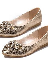 Bailarinas ( Plateado/Dorado Comfort - Plataforma - Otros/Brillo chispeante - para MUJERES