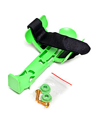 MTP High Quality Plastic Green Bicycle Water Bottle Holder