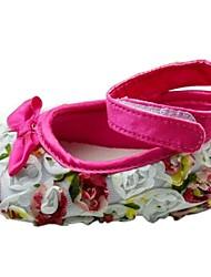 Chaussures bébé Robe/Informel Coton Ballerines Blanc