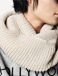 Универсальный зимний шерстяной шарф