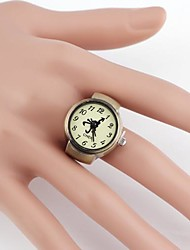 Idol Group EXO   Sun-Shaped Metal Analog Quartz  Ring Watch(1Pc) Cool Watches Unique Watches