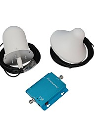 62dB 2100MHz Cell Phone Signal Booster/Repeater/Amplifier with Ceiling and Tubular Antennas