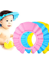 Baby Child Shampoo Shield Wash Hair Hat Cap 3 Colors Foam Texture