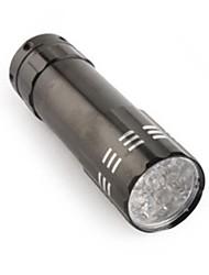 Beleuchtung LED Taschenlampen / Laternen & Zeltlichter / Hand Taschenlampen LED 80 Lumen 1 Modus Luminus SST-50 AAA rutschfester Griff