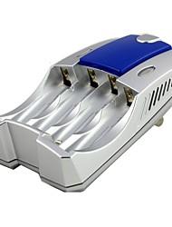 aa inteligente / aaa ni-mh / ni-cd carregador de bateria