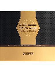 dr.pharm mccell кожа наука 365 син-аке золото специальное издание - крем, сыворотка для глаз, ампула (2AE)