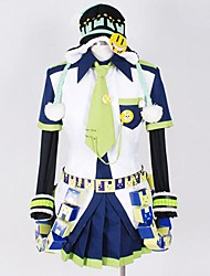 Dramatical Murder Noiz Female Version Cosplay Costume