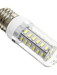 E26/E27 6 W 42 SMD 5730 420 LM Cool White Corn Bulbs AC 220-240 V