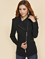 Women's Suits & Blazers , Cotton Casual/Work Ruilifang