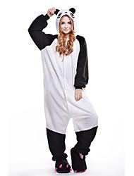 Nouveau Cosplay Panda Polaire adulte Kigurumi pyjama