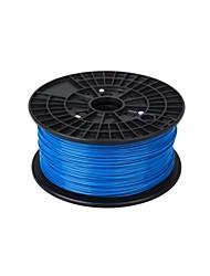 3D Printer Dedicated 1.75mm Filament PLA Print Materials (360m) - Dark Blue