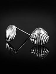 Élégant 925 Silver Earring Stud
