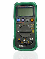 MASTECH MS8239D Digital Multimeter And Engine Analyzer Dwell Angle/ Speed 4CYL~8CYL Continuity Test