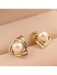 MIKI Elegant Pearl Ear Stud