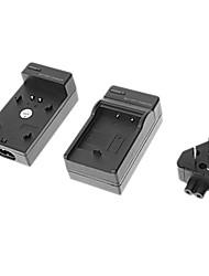 подходит FUJ. fnp40/sbl0837/0737/d-l18 цифровой путешествия зарядное устройство с портом автомобиля и Мути функции преобразователя