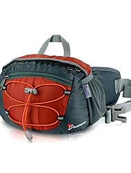 montagne 8l tergal l'orange sac de poitrine vélo de sac de taille de breathbale extérieure