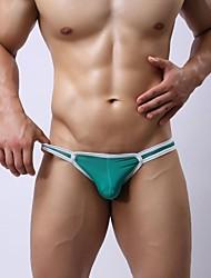 Men's Nylon/Spandex Briefs