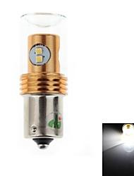 Ampoule 1156 8W 8x2323 SMD 400lm 6000-6500K White Light LED pour volant de voiture / Inverser lampe (DC12-24V)