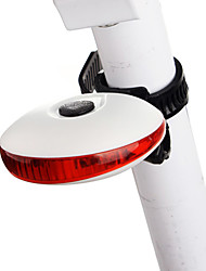 KUTOOK Mountain Bike Weiß Rückleuchten Sicherheitswarnlicht