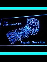 programas de reparação automóvel publicidade levou sinal de luz